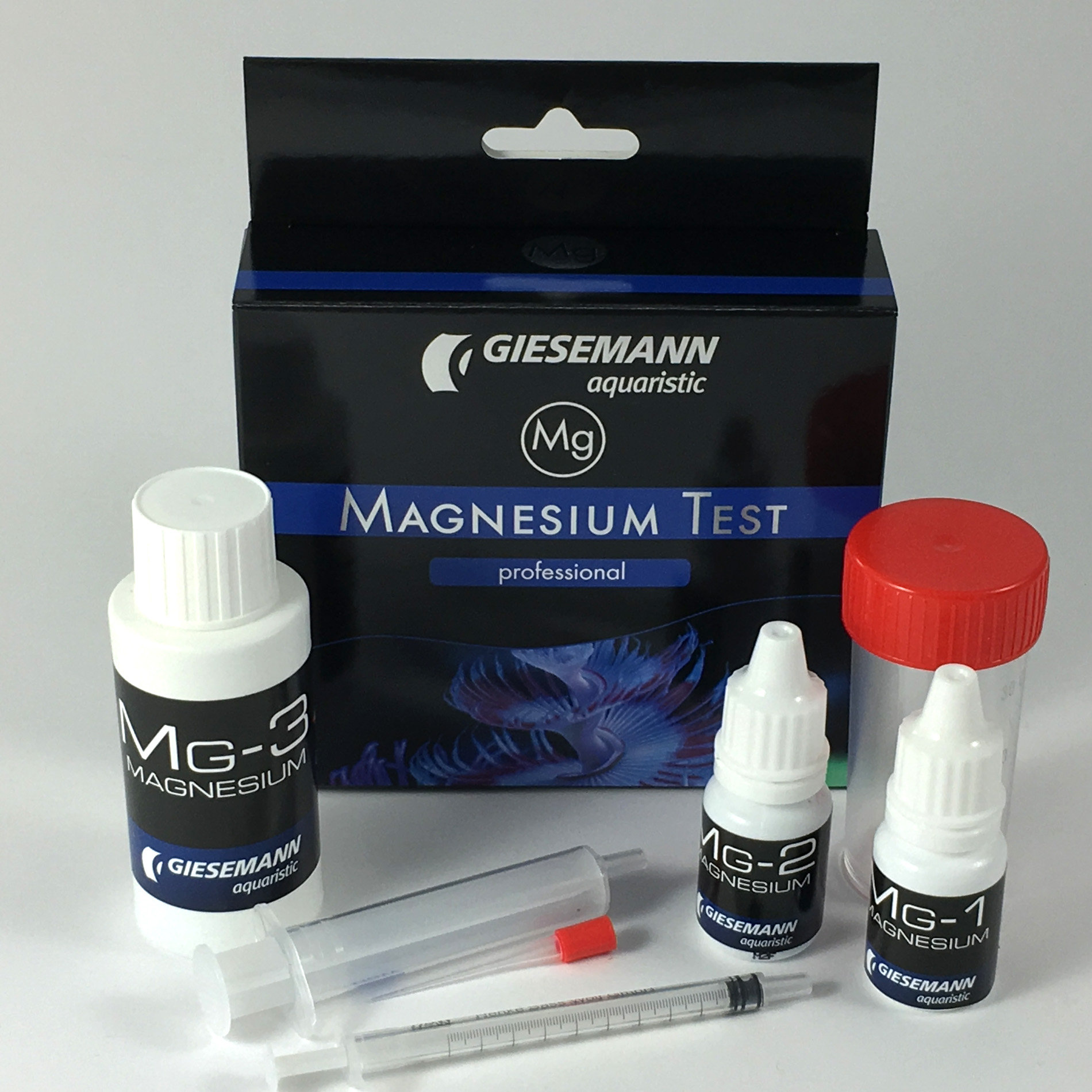 GIESEMANN professional MAGNESIUM test (Mg)