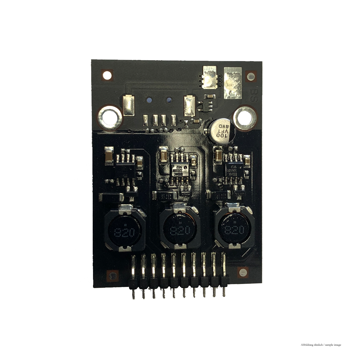 LED driver board for PULZAR