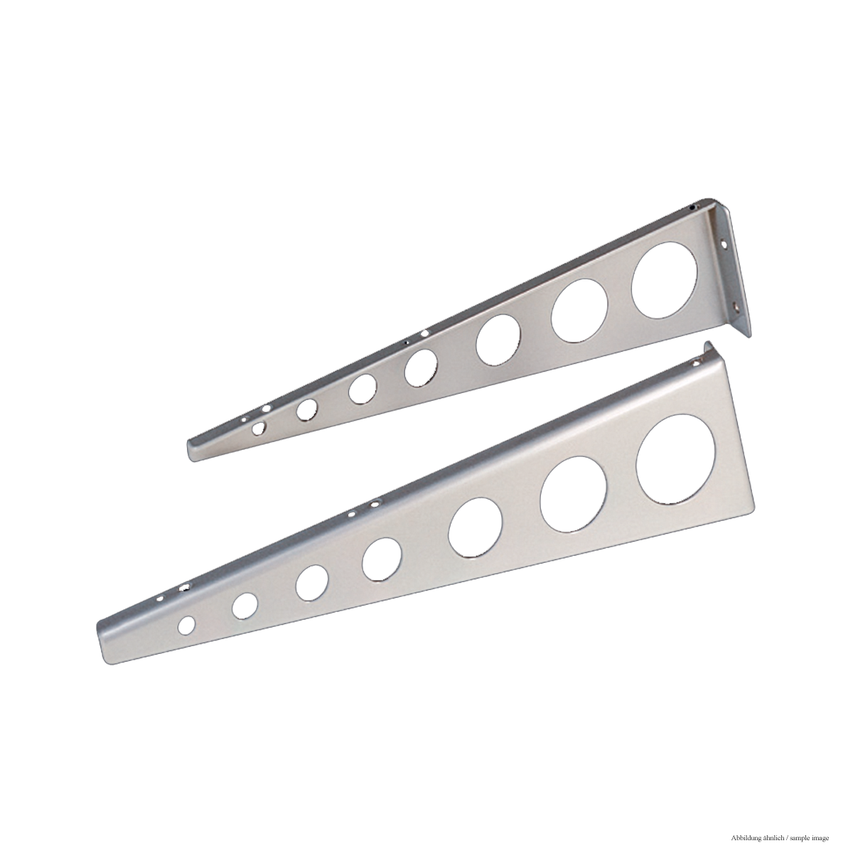 Wall mounting brackets for suspension kit (pair)